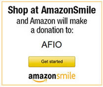 Amazon Smile Shopping for AFIO