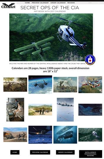 CIA Fine Arts Calendar