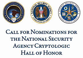 Call for NSA HOH Nominations