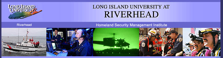 Long Island University Homeland Security Institute