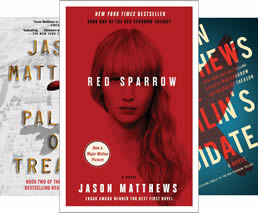 Red Sparrow Trilogy