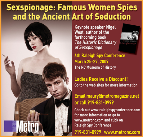 2009 Raleigh Spy Conference