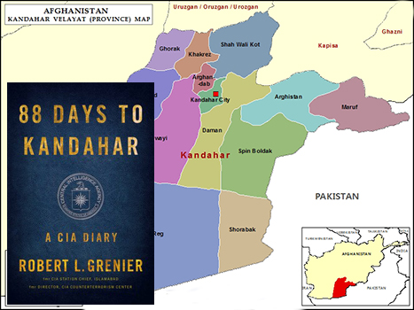 Grenier Book - 88 Days to Kandahar