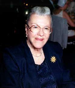 Mary McCausland