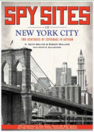 Spy Sites of NYC - new book