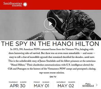 the spy inside the hanoi hilton