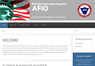 Suncoast Chapter Website Link