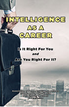 Intelligence as a Career Booklet