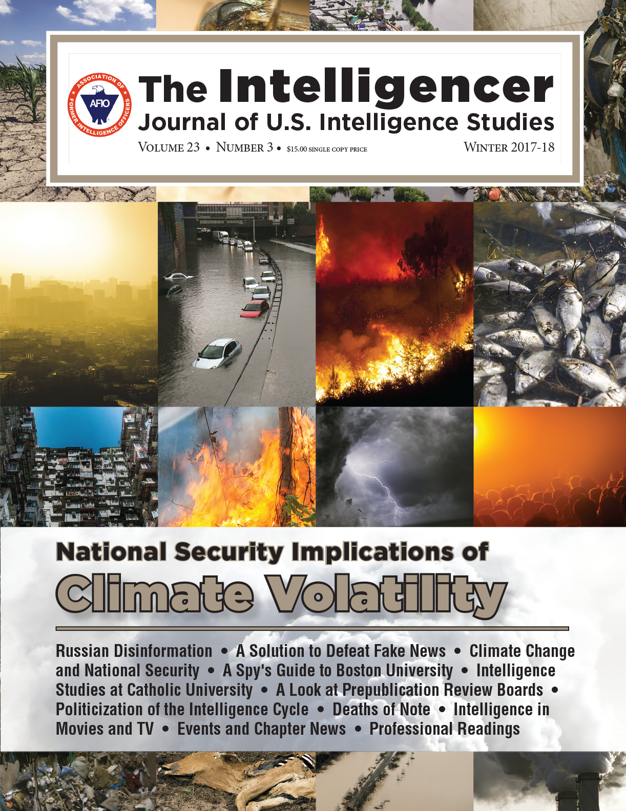 AFIOs Guide to the Study of Intelligence